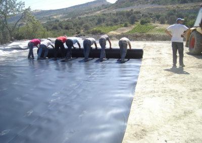 Biotreatment Agia Varvara